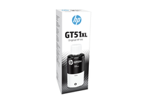 Мастила и глави за мастиленоструйни принтери » Мастило HP GT51XL, Black