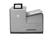 Мастиленоструйни принтери » Принтер HP OfficeJet Enterprise Color X555dn
