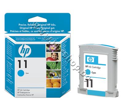 C4836A Мастило HP 11, Cyan (28 ml)