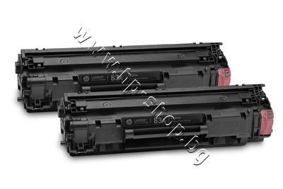 CF283AD Тонер HP 83A за M125/M127/M201/M225 2-pack (2x1.5K)