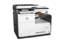 Мастиленоструйни многофункционални устройства (принтери) » Принтер HP PageWide 377dw mfp