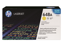 Тонер касети и тонери за цветни лазерни принтери » Тонер HP 648A за CP4025/CP4525, Yellow (11K)