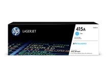 Тонер касети и тонери за цветни лазерни принтери » Тонер HP 415A за M454/M479, Cyan (2.1K)