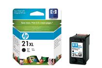 Мастила и глави за мастиленоструйни принтери » Касета HP 21XL, Black