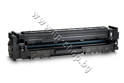 CF540X Тонер HP 203X за M254/M280/M281, Black (3.2K)