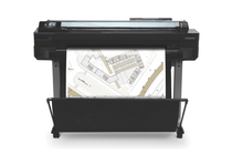 Широкоформатни принтери и плотери » Плотер HP DesignJet T520 (91cm)