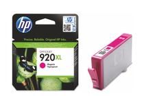 Мастила и глави за мастиленоструйни принтери » Мастило HP 920XL, Magenta