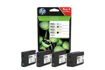Мастила и глави за мастиленоструйни принтери » Мастило HP 953XL combo 4-pack, 4 цвята