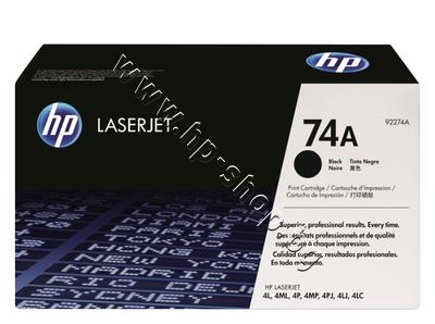 92274A Тонер HP 74A за 4L/4ML/4P/4MP (3K)