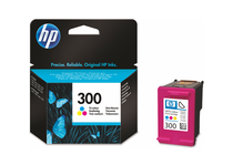 Мастила и глави за мастиленоструйни принтери » Касета HP 300, Tri-color