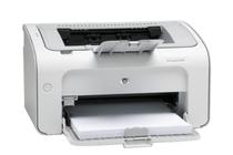 Черно-бели лазерни принтери » Принтер HP LaserJet P1005