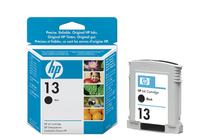 Мастила и глави за мастиленоструйни принтери » Мастило HP 13, Black