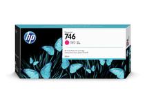 Мастила и глави за широкоформатни принтери » Мастило HP 746, Magenta (300 ml)
