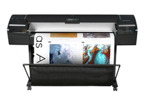 Широкоформатни принтери и плотери » Плотер HP DesignJet Z5200ps