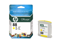 Мастила и глави за мастиленоструйни принтери » Мастило HP 88, Yellow