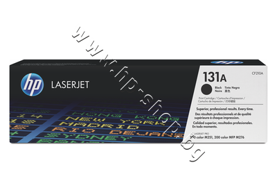 CF210A Тонер HP 131A за M251/M276, Black (1.6K)