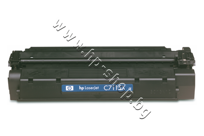 C7115X Тонер HP 15X за 1200/3300 (3.5K)