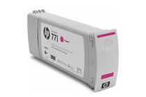 Мастила и глави за широкоформатни принтери » Мастило HP 771C, Magenta (775 ml)