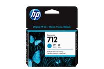 Мастила и глави за широкоформатни принтери » Мастило HP 712, Cyan (29 ml)