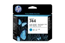 Мастила и глави за широкоформатни принтери » Глава HP 744, Photo Black + Cyan