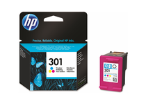 Мастила и глави за мастиленоструйни принтери » Касета HP 301, Tri-color