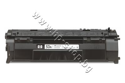 Q7553A Тонер HP 53A за P2014/P2015/M2727 (3K)