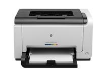 Цветни лазерни принтери » Принтер HP Color LaserJet Pro CP1025