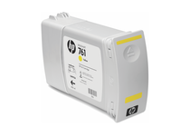 Мастила и глави за широкоформатни принтери » Мастило HP 761, Yellow (400 ml)