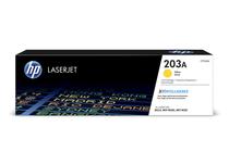 Тонер касети и тонери за цветни лазерни принтери » Тонер HP 203A за M254/M280/M281, Yellow (1.3K)