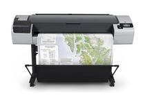 Широкоформатни принтери и плотери » Плотер HP DesignJet T795 (112cm)