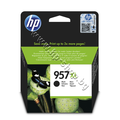 L0R40AE Мастило HP 957XL, Black
