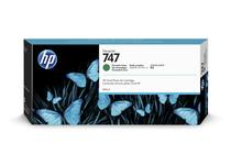 Мастила и глави за широкоформатни принтери » Мастило HP 747, Chromatic Green (300 ml)