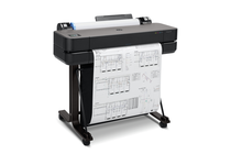 Широкоформатни принтери и плотери » Плотер HP DesignJet T630 (61cm)