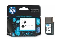 Мастила и глави за мастиленоструйни принтери » Касета HP 19, Black