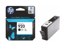 Мастила и глави за мастиленоструйни принтери » Мастило HP 920, Black
