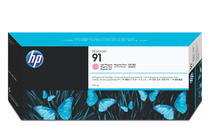 Мастила и глави за широкоформатни принтери » Мастило HP 91, Light Magenta (775 ml)