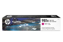 Мастила и глави за мастиленоструйни принтери » Мастило HP 981X, Magenta