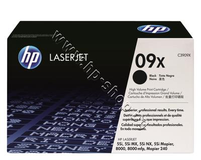 C3909X Тонер HP 09X за 8000/5Si (17.1K)