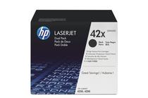 Тонер касети и тонери за лазерни принтери » Тонер HP 42X за 4250/4350 2-pack (2x20K)