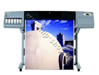 """Q1252A Плотер HP DesignJet 5500ps (42"""") Dye"""