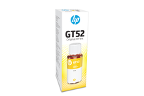 Мастила и глави за мастиленоструйни принтери » Мастило HP GT52, Yellow