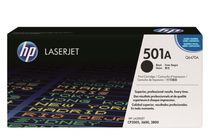 Тонер касети и тонери за цветни лазерни принтери » Тонер HP 501A за CP3505/3600/3800, Black (6K)