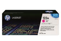 Тонер касети и тонери за цветни лазерни принтери » Тонер HP 123A за 2550/2800, Magenta (2K)