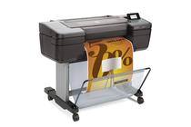Широкоформатни принтери и плотери » Плотер HP DesignJet Z6 ps (61cm)