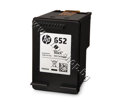 F6V25AE Касета HP 652, Black