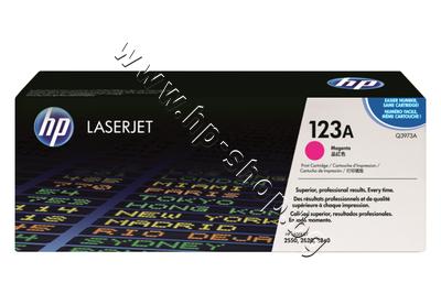 Q3973A Тонер HP 123A за 2550/2800, Magenta (2K)