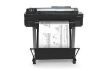 Широкоформатни принтери и плотери » Плотер HP DesignJet T520 (61cm)