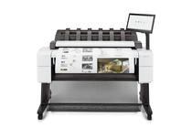 Широкоформатни принтери и плотери » Плотер HP DesignJet T2600 ps mfp
