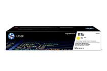 Тонер касети и тонери за цветни лазерни принтери » Тонер HP 117A за 150/178/179, Yellow (0.7K)
