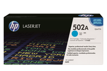 Тонер касети и тонери за цветни лазерни принтери » Тонер HP 502A за 3600, Cyan (4K)